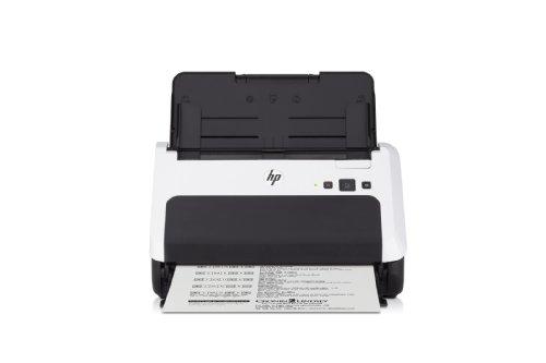 Bild 1: HP Scanjet Professional 3000 s2 Dokumenten-Einzugsscanner (600 x 600 dpi, Duplex, USB, 1.000 S. empfohlene Tagesleistung) L2737A
