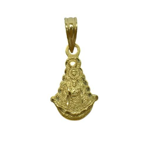 Medalla de Oro de 18 Klts J. Luis JC-J.L-MED-036 (Virgen del Rocío)