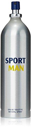 Sportman, Agua de tocador para hombres - 250 ml.