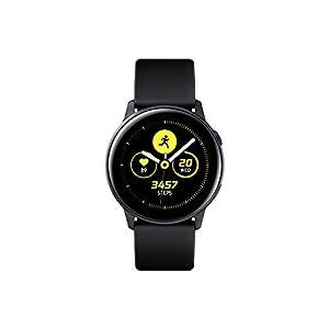 Samsung Galaxy Watch Active Reloj Inteligente Negro SAMOLED 2,79 cm (1.1″)