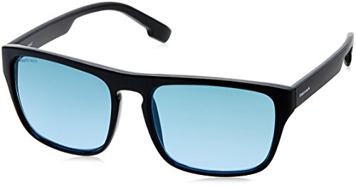 Fastrack Sport Men Sunglasses (P264BU1|Blue)  available at amazon for Rs.1005