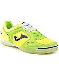 Joma Top Flex 603 Marino-fluor-fucsia Indoor - Zapatillas de fútbol sala Hombre