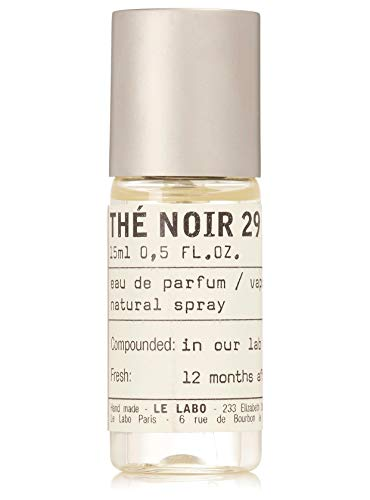 Le Labo The Noir 29 Eau de Parfum Natural Spay Reisegröße 15 ml -