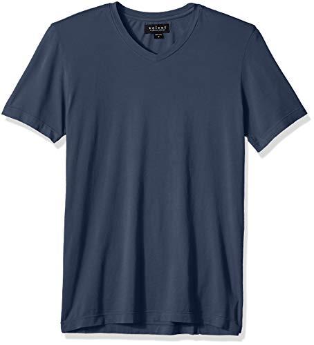 Velvet by Graham & Spencer Herren Men's Samsen SS V Neck Tee T-Shirt, Aztec, Groß - Aztec-herren Shirt