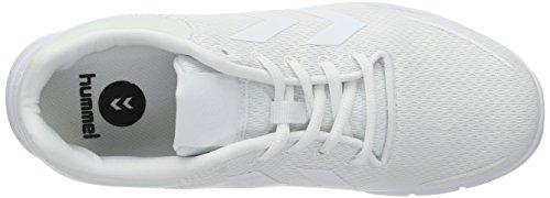 Hummel Effectus Breather, Chaussures de Fitness Mixte Adulte Blanc (White)