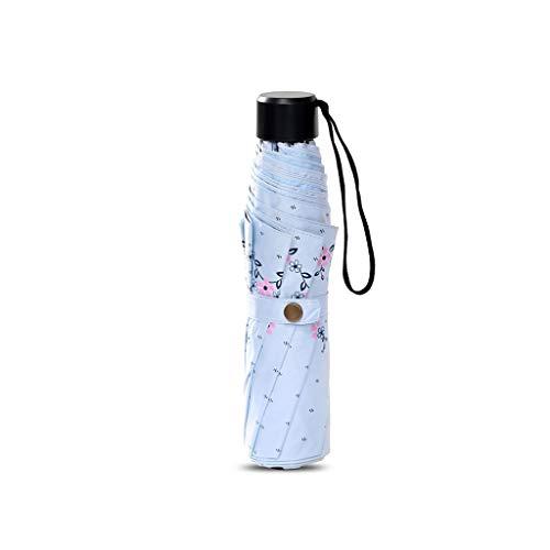 LGQ-LIFE Reiseregenschirm Winddichte Belüftung Doppelverdeck Verstärkung Rahmen Taschenschirm Schnelltrocknender, Bruchsicherer Regenschirm Männer Und Frauen Ergonomischer Griff (Color : B)