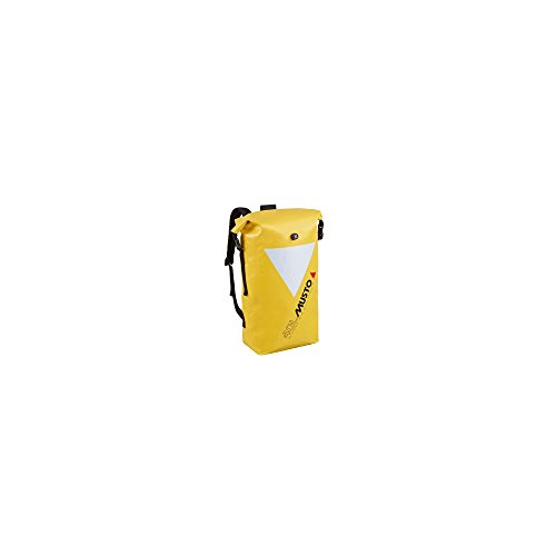MUSTO - Sac à dos étanche Dry Backpack 40L Yellow