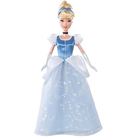 Princesas Disney - Princesa clásica Cenicienta (Mattel BDJ27)