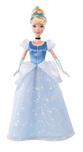 Mattel Disney Princess BDJ27 - Classic Collection Cinderella, Sammlerpuppe