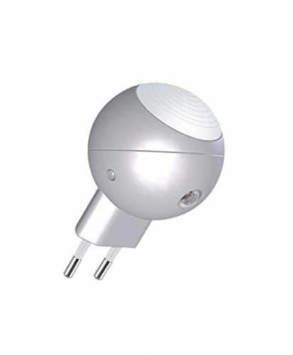 Osram LED Nachtlicht, für Innenanwendungen, Lunetta LED Colormix, blau, grün, orange, lila, weiß