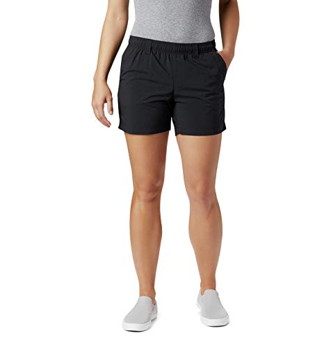 Columbia Women's Backcast Water Short, Black, x-Smallx5