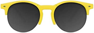 D. Franklin America, Gafas de Sol Unisex, Amarillo, 50