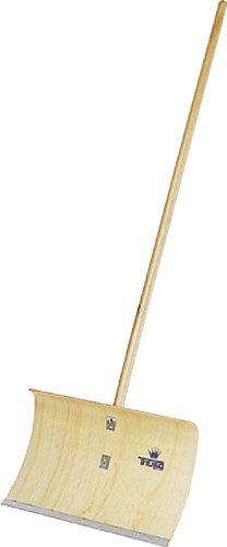 Triuso 55TH-3 Schneeschieber Sperrholz, Breite: 55 cm