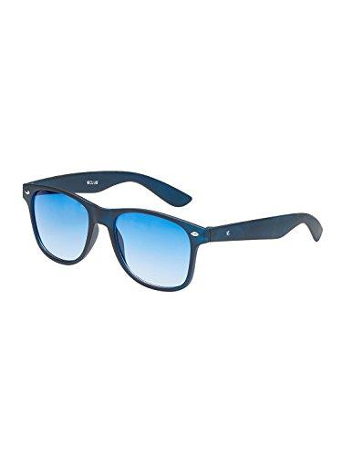 Vast Uv Protected Gradient Wayfarer Unisex Sunglasses (Vsc_B2231Wayfarer_Blue_Blue|52 Mm|Blue)