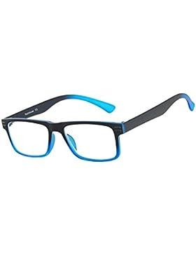 Gafas de Lectura Rainbow RIO / Superior flexible y ligero / Visión clara superior / RRD