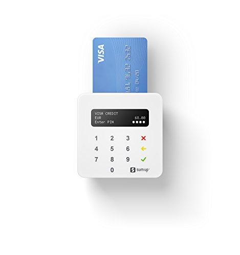 SumUp 4260325420266 Air Card Reader
