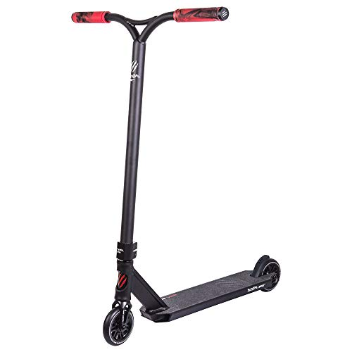 Bestial Wolf Rocky R10, Scooter Pro (Negro)
