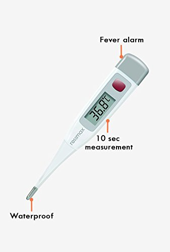 Rossmax TG380 Digital Thermometer (Multicolor)