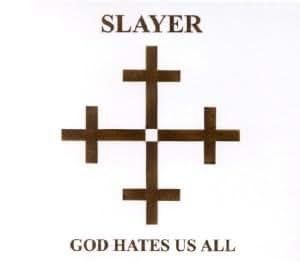 God Hates Us All (+Bonustracks)