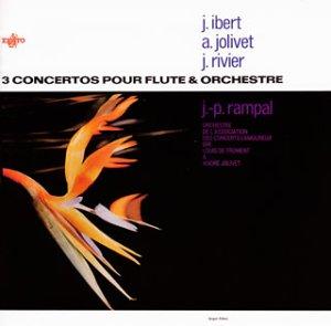 Ibert:Flute Concerto
