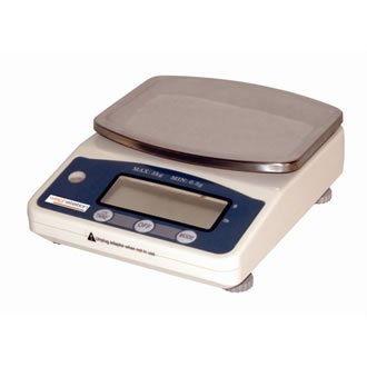 Weighstation F201 Electronic Platform Scale, 3kg