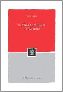 Storia moderna (1492-1848)