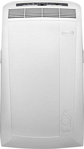 DeLonghi PAC NK76 64dB 800W Blanco aire acondicionado portátil - Aire acondicionado portátil (A, 800 W, 220-240, Blanco, LED, 742 mm)