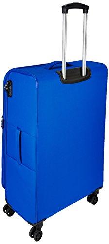 UCB Polyester 80 cms Blue Suitcase (0IP6SPO28E01I)