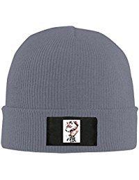 The Wolf Chinese Character Hanzi Knit Hat