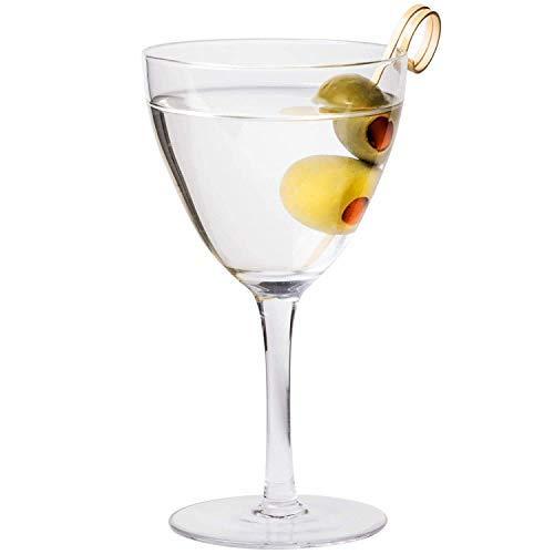 CORE 6oz Nick und Nora Vintage Martini Glas-6/box -