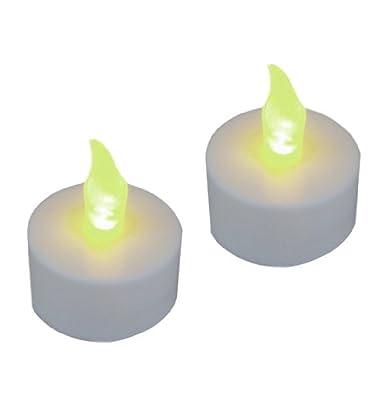 Elektrische LED Teelichter COMFORTABLE 2er Set, 10478 von MIK funshopping - Lampenhans.de