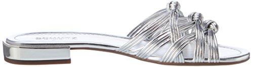 Schutz S2-02380016, Mules Femme Silber (Prata)