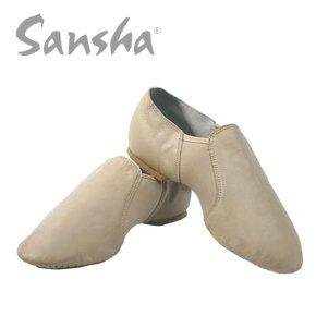 Sansha js61l Little Charlotte Scarpe di jazz Donna Cappuchino