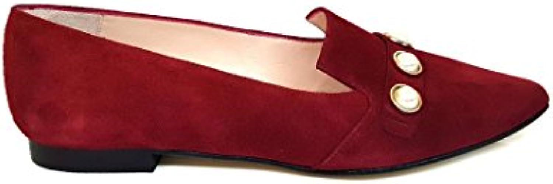 Gennia Vicky - Damen Ballerinas 2018 Letztes Modell  Mode Schuhe Billig Online-Verkauf