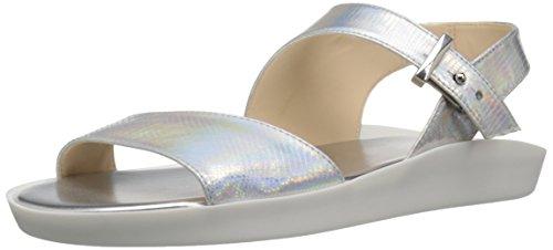 Nine West Izara sintetico Dress Sandal Silver