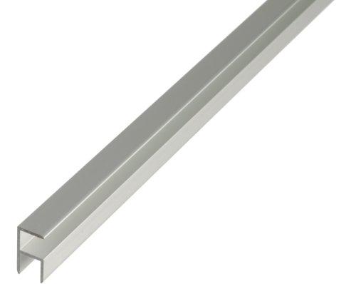 GAH-Alberts 030845 Eckprofil - selbstklemmend, Aluminium, 1000 x 19,5 x 40 mm