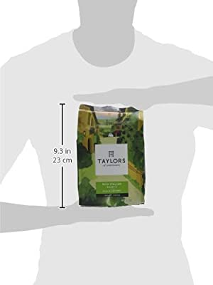 Taylors of Harrogate Rich Italian Ground Coffee, 454 g, Pack of 3 from Taylors of Harrogate