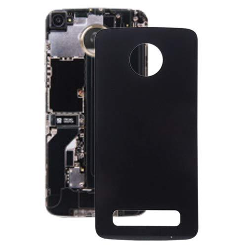 Sconosciuto Generic Battery Back Cover for Motorola Moto Z Play XT1635(Black)