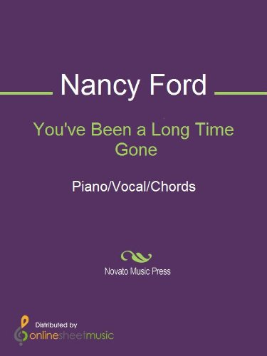 Youve Been A Long Time Gone Ebook Cryer And Ford Nancy Ford