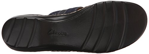 Clarks Hayla Mariel Dress Sandal Navy