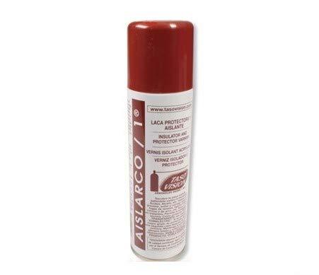 Tasovision Spray Laca Protectora Aislante Electrónica