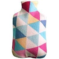 Wärmflaschenbezüge Vlies Handwärmer Tuchabdeckung Für 2 Liter Wärmflasche, Winter Weihnachtsgeschenk Von Vrarula preisvergleich bei billige-tabletten.eu