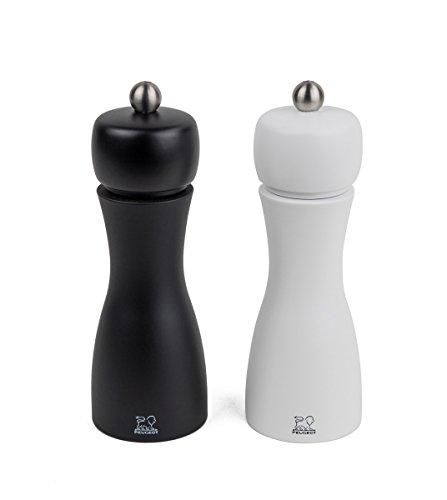 peugeot-tahiti-duo-black-and-white-salt-and-pepper-set-15cm