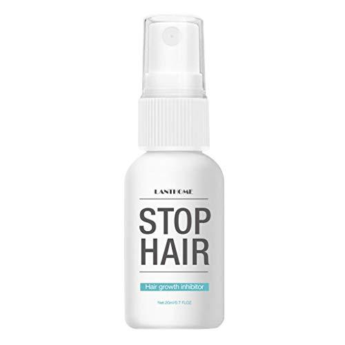 MA87 Haarwachstumshemmer Creme Natürliche Haarentfernung Haarunterdrückung Organisch 20ml -