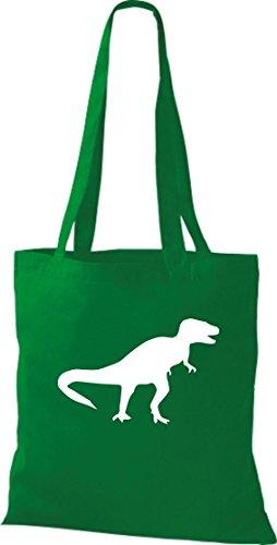 Motifs dinosaures crocodile sac pochette, sac shopper sac à bandoulière plusieurs couleurs Vert - kelly