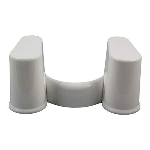 WC de bain Tabourets Tabouret de toilette blanc The Original Bathroom Stool - pour adultes et enfants (taille : B)