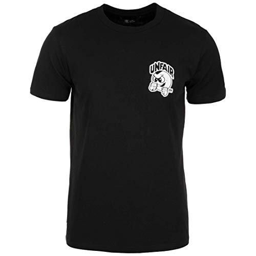 Unfair Athletics Punchingball T-Shirt Herren schwarz, XXL