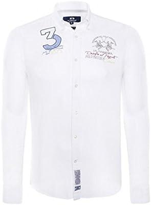 La Martina - Camisa casual - Manga larga - para hombre