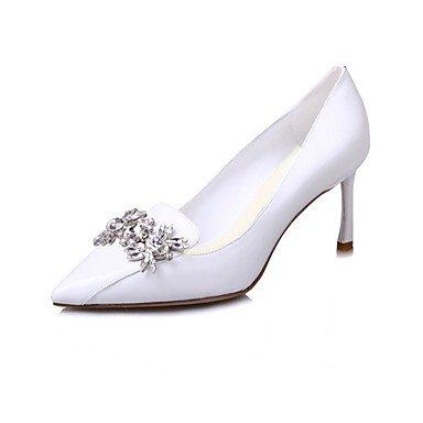 Talons pour femmes Printemps Eté Automne Hiver Club Chaussures Confort Breloques en cuir Mariage et soirée Robe Stiletto Heel RhinestoneBlack Pink