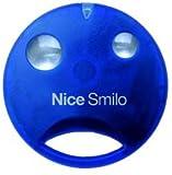 NICE SMILO2 - Mando a distancia con 2 botones para puerta automática